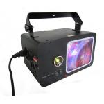 Laser animatie cu proiector LED incorporat (REKE21) - www.lutek.ro
