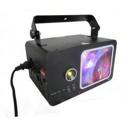 Laser animatie cu proiector LED incorporat
