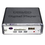 USB/SD digital player (USB/SD) - www.lutek.ro