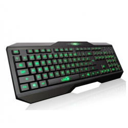 Tastatura gaming iluminata waterproof