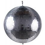 "Glob disco cu oglinzi si motor 14"" (LTK-GD14) - www.lutek.ro"