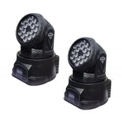 Moving Head 18 Led-uri