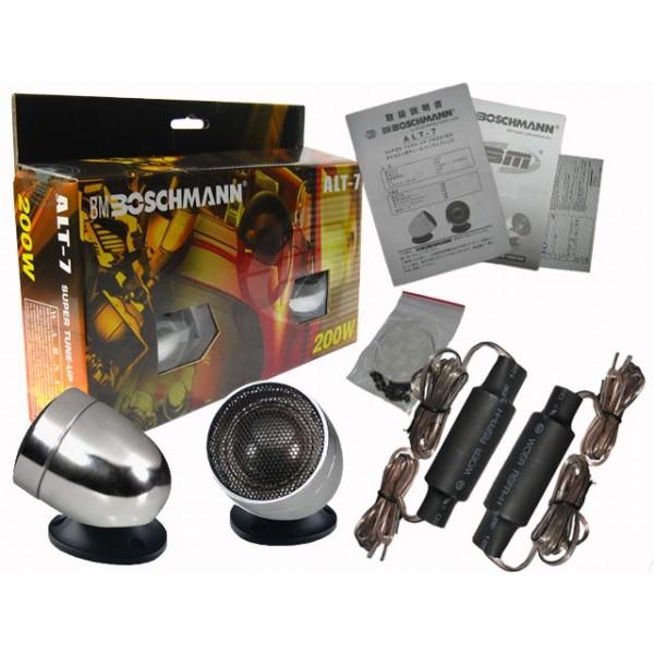 Tweeter auto 200W Boschmann (BOSCHMANN) - www.lutek.ro