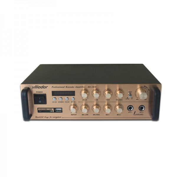Amplificator cu mixer (ds1030) - www.lutek.ro