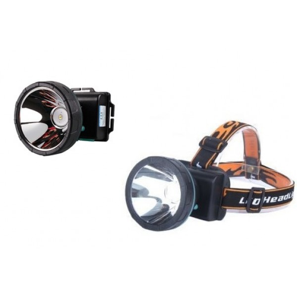 Lanterna de cap (TD 805) - www.lutek.ro
