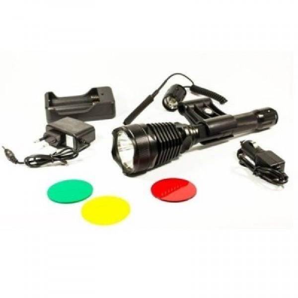 Lanternele cu LED pentru arma vanatoare (BL - Q2800) - www.lutek.ro