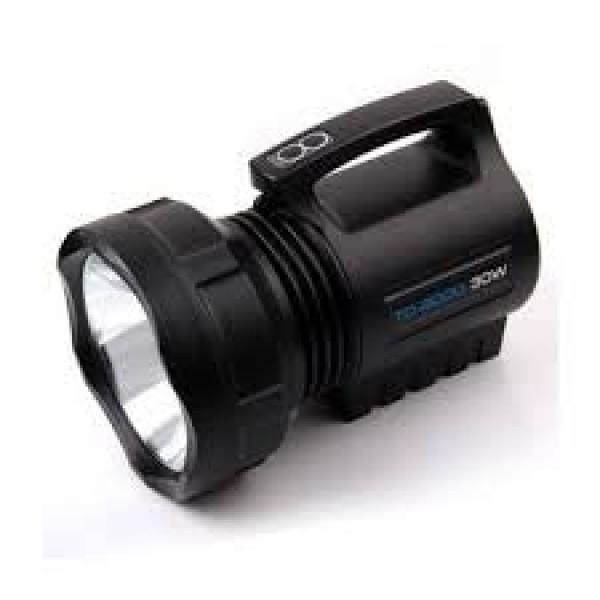 Lanterna profesionala 30 W cu acumulator TD6000 (TD600A) - www.lutek.ro