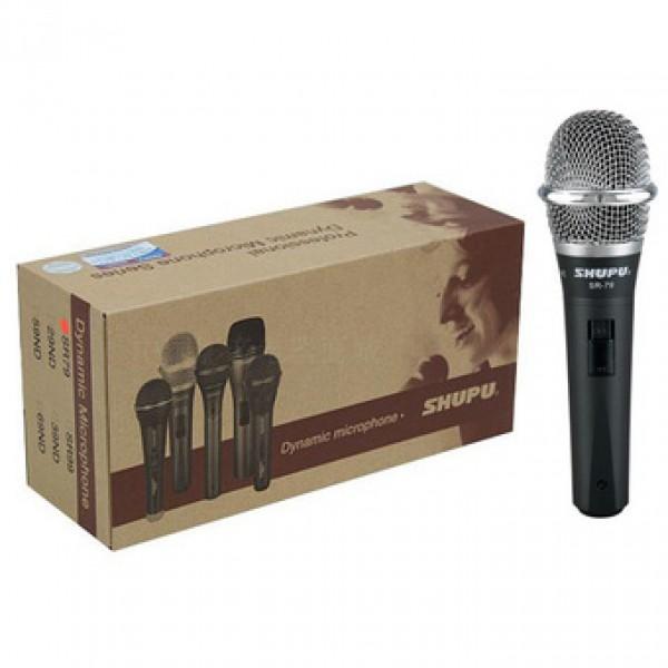 MIcrofon profesional pentru voce (SR79) - www.lutek.ro