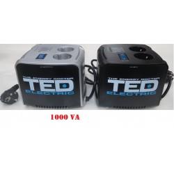 Stabilizator de tensiune TED 1000VA