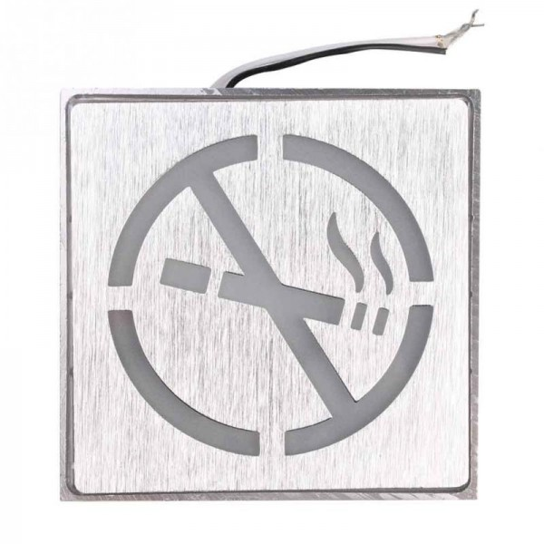 Lampa led No Smoking (nosmoking) - www.lutek.ro