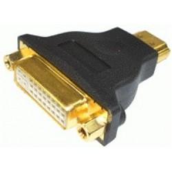 Adaptor HDMI 1xTata / 1xDVI-D Mama