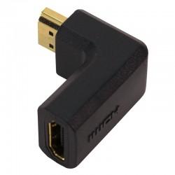 Adaptor HDMI M la HDMI T la 90 grade