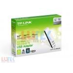 Adaptor USB wireless TPLink TLWN821N (TL-WN821N) - www.lutek.ro