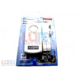 Alarma cu senzor magnetic pentru usa si fereastra