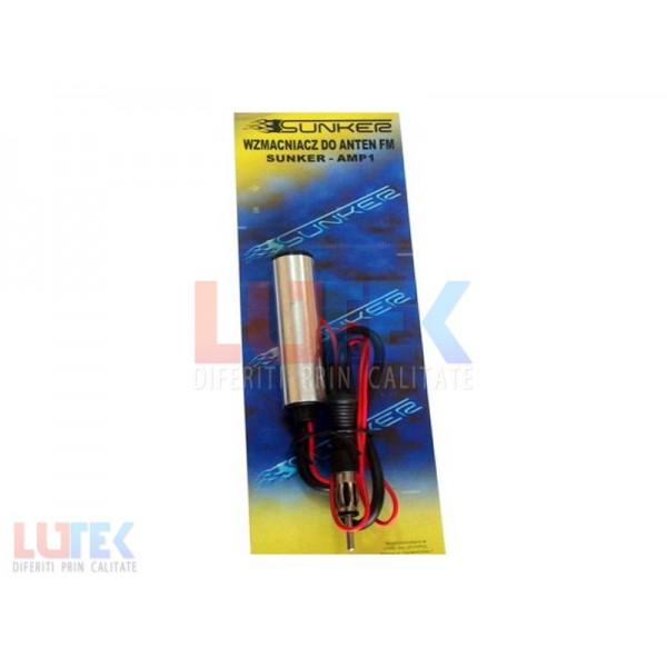 Amplificator antena auto Sunker (AM2293) - www.lutek.ro