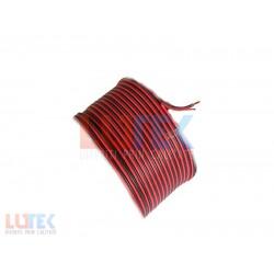 Cablu difuzor bifilar 2 x 1 mm