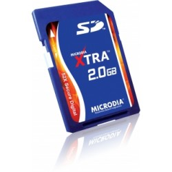 Card SD 52X Microdia Xtra 2GB
