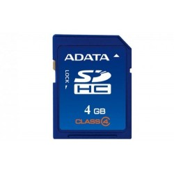 Card SDHC 4GB ADATA