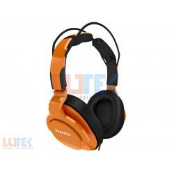 Casti monitor profesionale Superlux portocalii