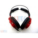 Casti monitor profesionale Superlux rosii (HD661R) - www.lutek.ro