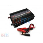 Invertor auto de tensiune Jarrett 2000W (JRT2000) - www.lutek.ro