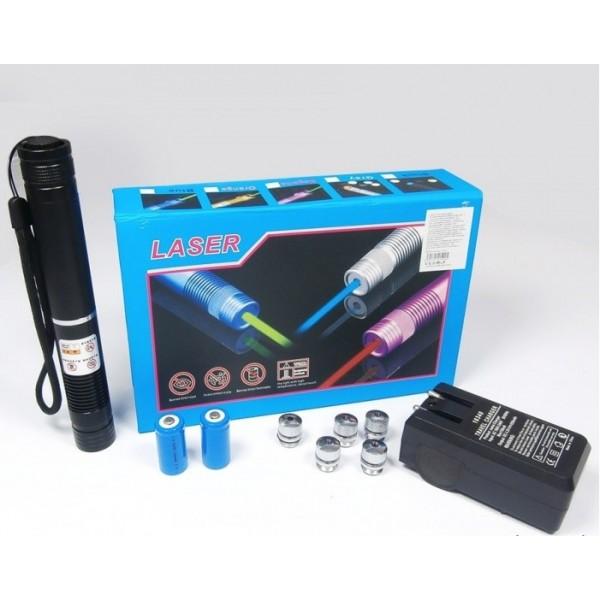 Laser albastru de putere mare (YX - B008) - www.lutek.ro