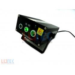 Laser animatie Led  HL 69
