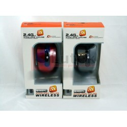 Mouse optic Mini Gaming Wireless 2.4GHz