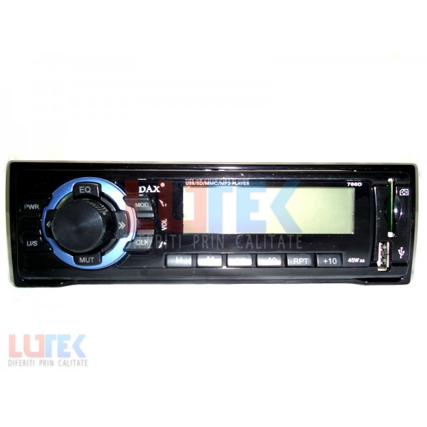 MP3 player auto Dax (DAX23) - www.lutek.ro
