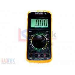 Multimetru aparat de masura DT9205A1