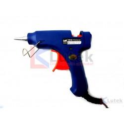 Pistol electric pentru tuburi silicon 20W