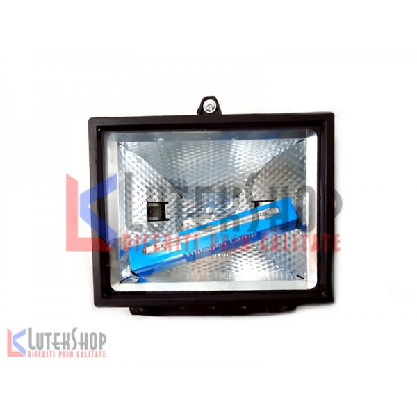 Proiector cu bec halogen 500W (KP-ZT-500) - www.lutek.ro