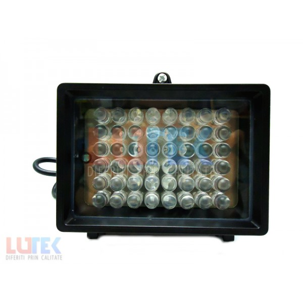 Proiector cu infrarosu nocturn (LTK-PRIR) - www.lutek.ro