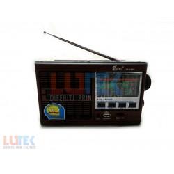 Radio cu MP3 intrare USB si card