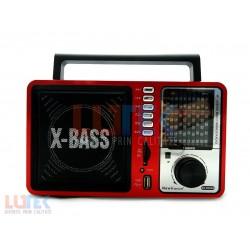 Radio cu MP3 intrare USB si card NewKanon