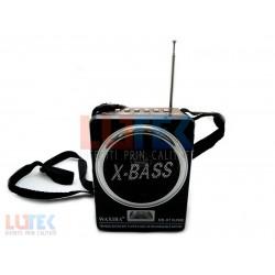 Radio cu MP3 intrare USB si card WAXIBA