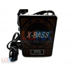 Radio cu MP3 intrare USB si card XB916CU