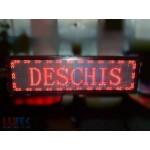 Reclama luminoasa Led programabila de exterior (LTK-DSP30) - www.lutek.ro