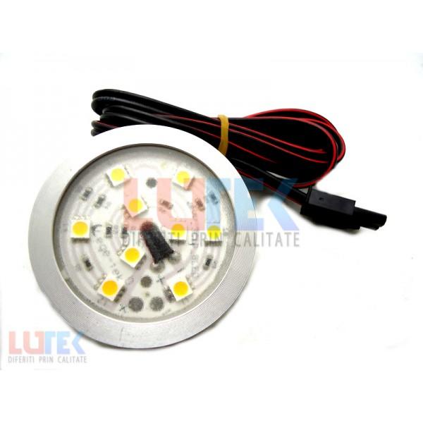 Spot cu led 12V cu lumina calda (LTK-SPC09) - www.lutek.ro