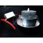Spot Led cu starter si radiator (LTK-SP33) - www.lutek.ro