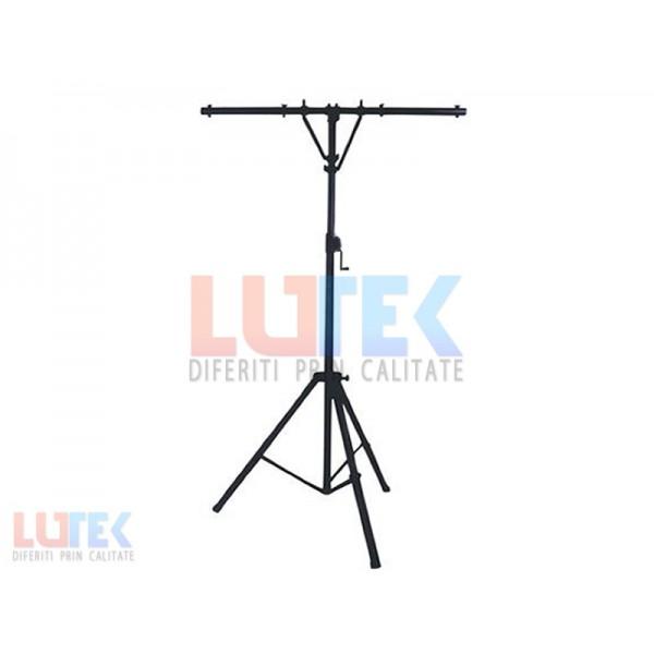 Stand lumini reglabil cu macara (LTK-STN22) - www.lutek.ro