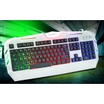 Tastatura gaming multicolora (k808) - www.lutek.ro