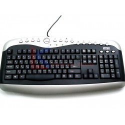 Tastatura multimedia Intex Bravo