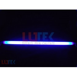 Tub neon fluorescent Philips albastru