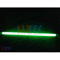 Tub neon fluorescent Philips verde