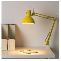 Lampa de birou tip arhitect