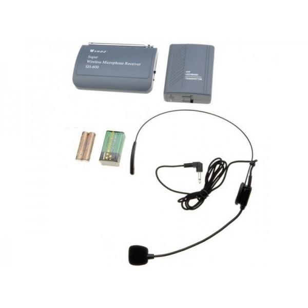 Microfon wireless de ureche (1) - www.lutek.ro
