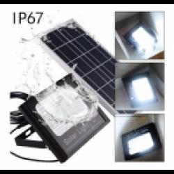 Lampa solara stradala 25W cu panou solar detasabil