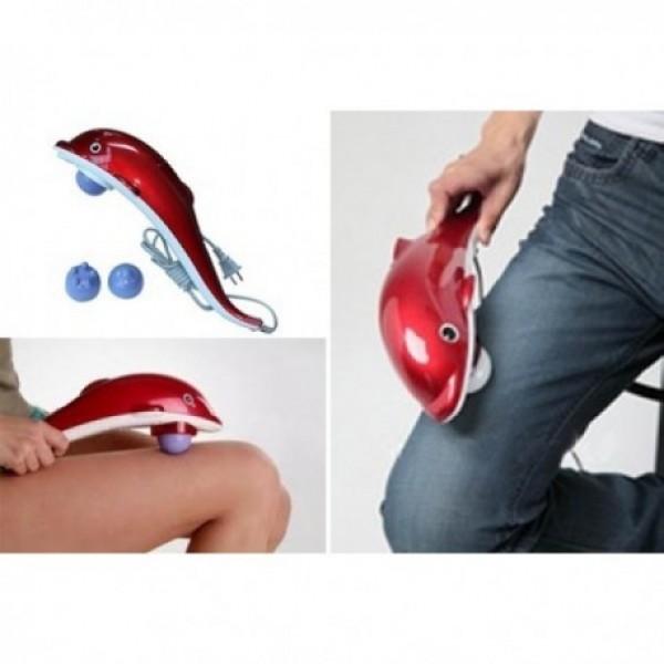 Aparat masaj Delfin cu infrarosu (DEL-001) - www.lutek.ro