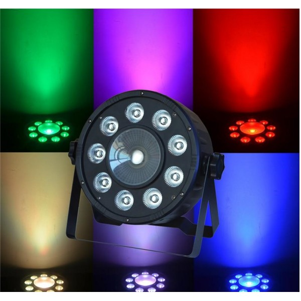PAR RGB pentru evenimente (20w) - www.lutek.ro